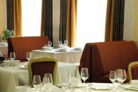 Restaurant im neuen Business-Hotel in Budapest - Hotel Actor