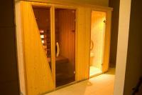 Sauna im Hotel Royal Club in Visegrad im Donauknie in Ungarn